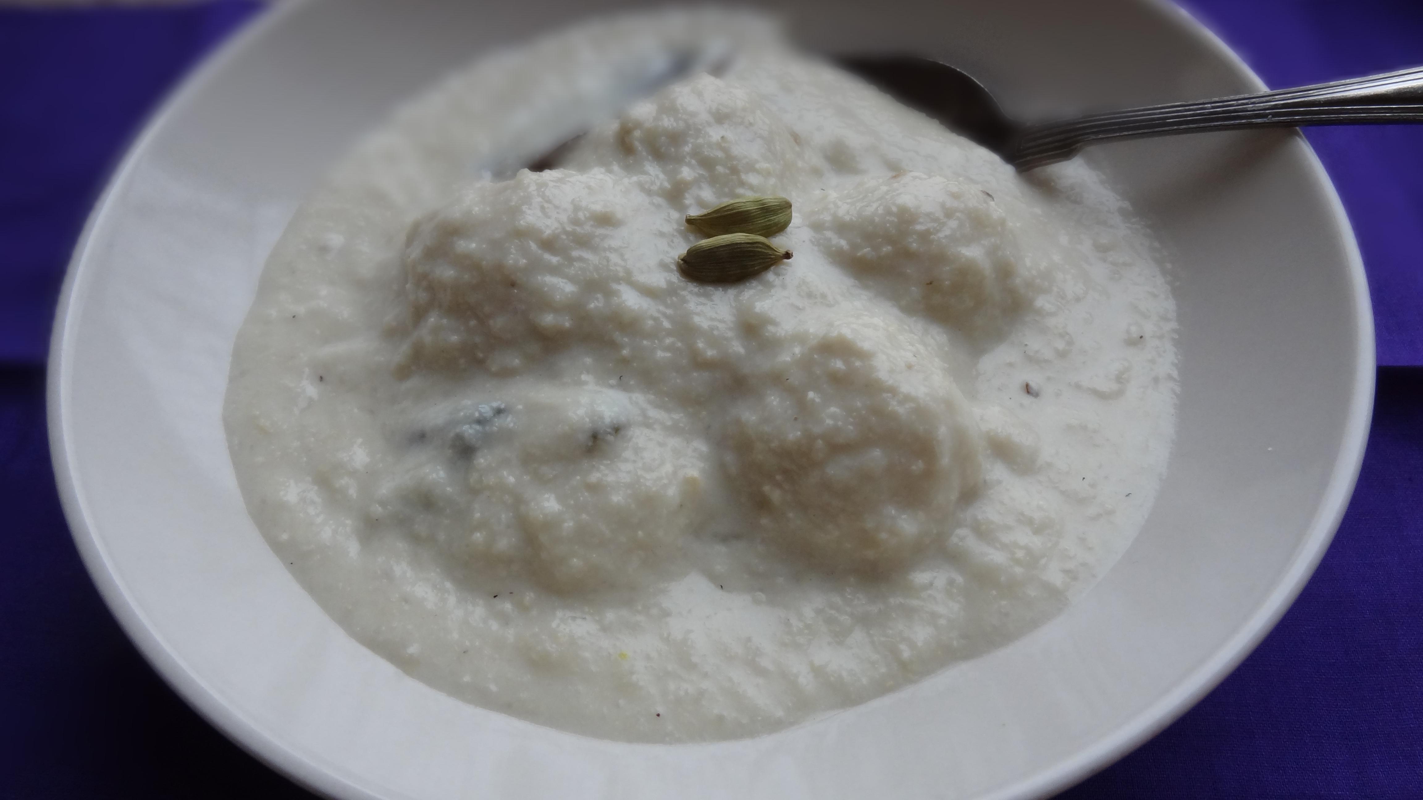 White Malai Kofta with Homemade Naan | Naive Cook Cooks