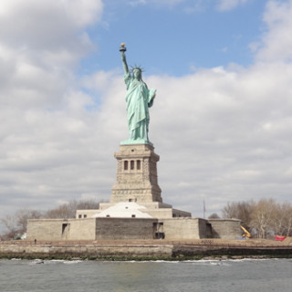 A Weekend in NY at the Statue of Liberty
