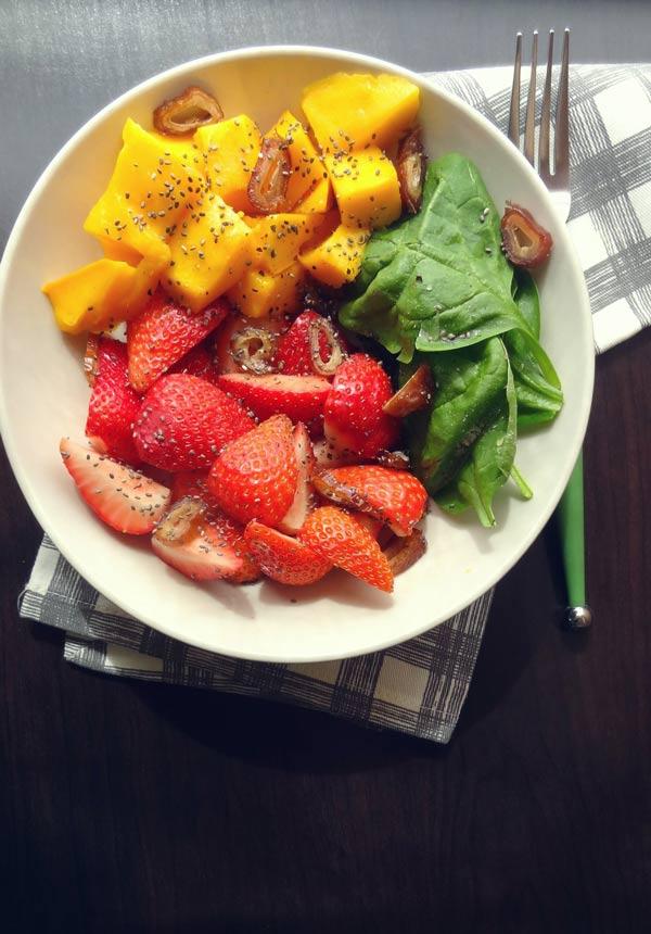 Refreshing Summer Salad Bowl
