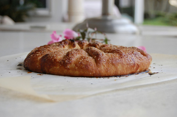 Delicious Rustic Apple Galette