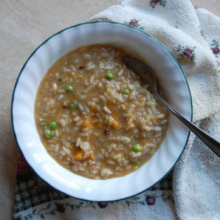 Delicious Butternut Squash Risotto