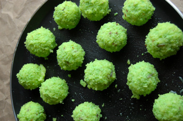 Ready to Eat Fresh Coconut Ladoo