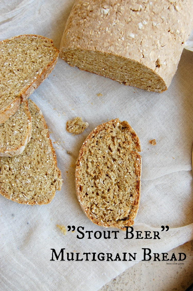Multi Grain Beer Bread