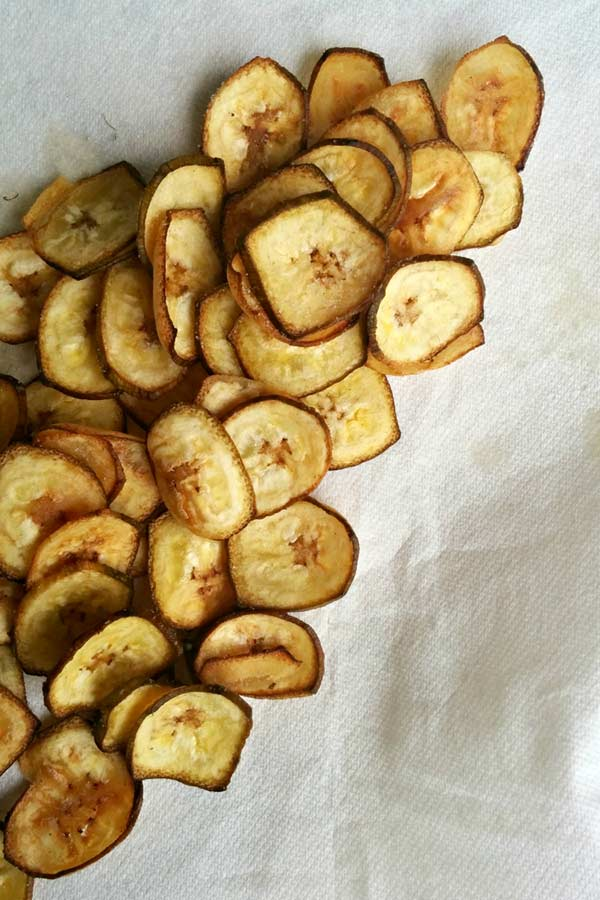 Ready to Eat How to make Banana Chips