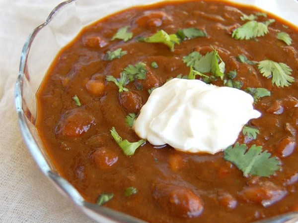 Three Bean Ancho Chili