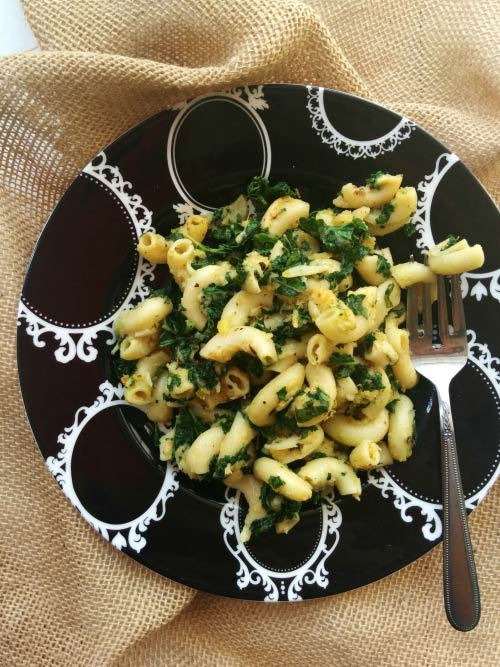 Kale Mac & Cheese Ready to Eat