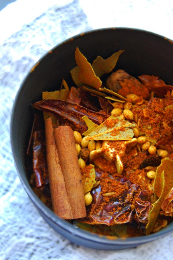 Spices for Chicken Malvani