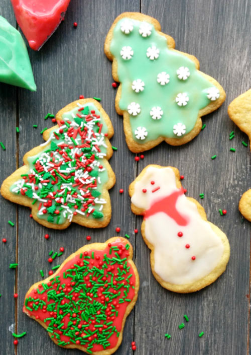 how to make sugar cookies without baking powder
