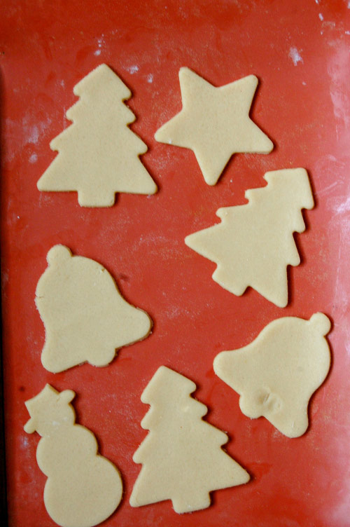 From Scratch Sugar Cookies With Easy Icing Step 4.