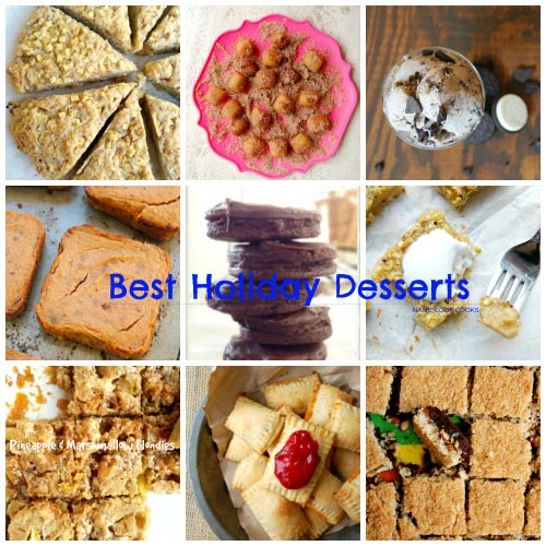 Top 16 Holiday Desserts