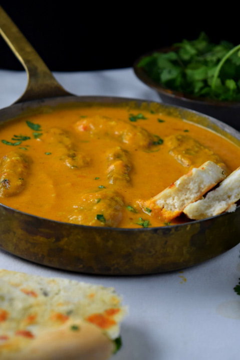 Best Malai Kofta Recipe with Naan
