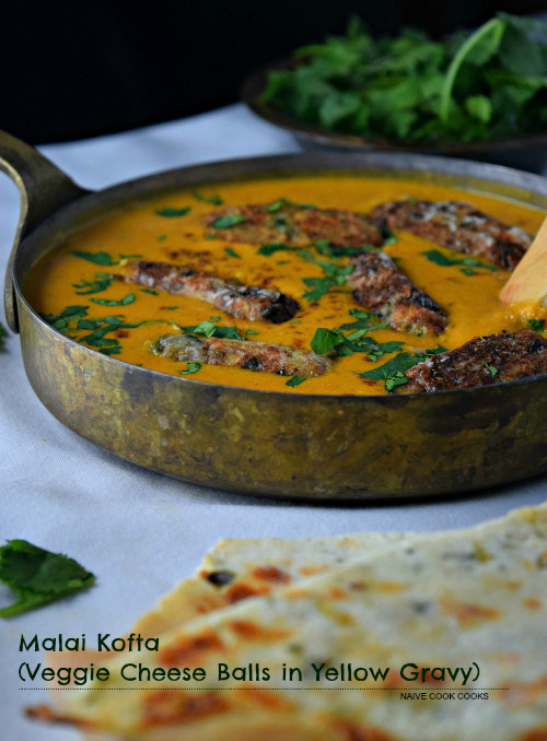 Best malai kofta naive cook cooks best malai kofta recipe forumfinder Choice Image