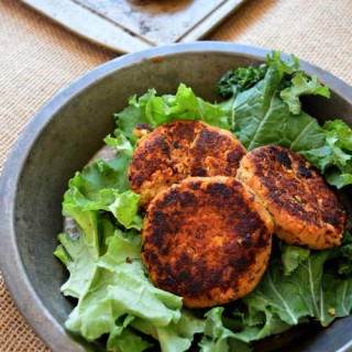 Super Flavorful Chicken Kebab Patties.