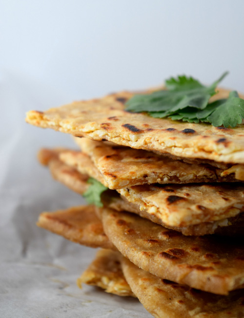 Ready to Eat Paneer Parantha (Indian Cheese Stuffed Flatbread)