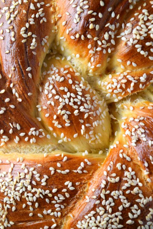 How to Make Challah Bread Done