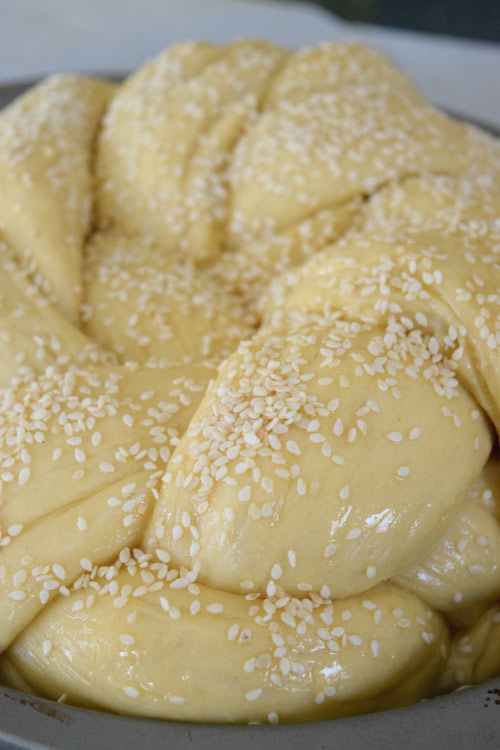 How to Make Challah Bread Step 5