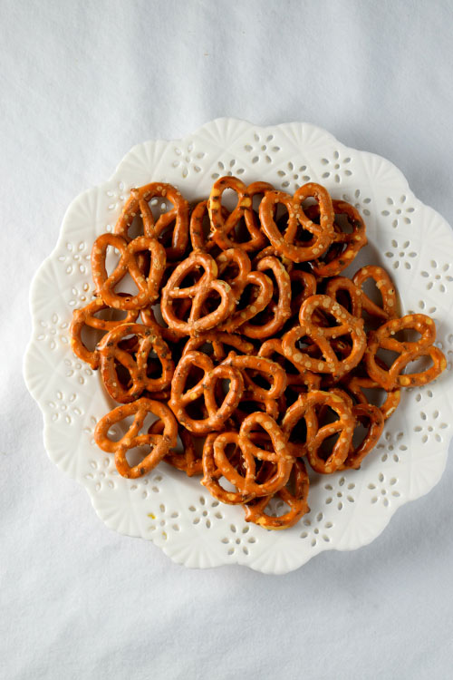 Pretzels for Dip