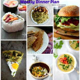 Weekly-dinner-plan
