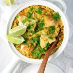 One Pot Fish Paella