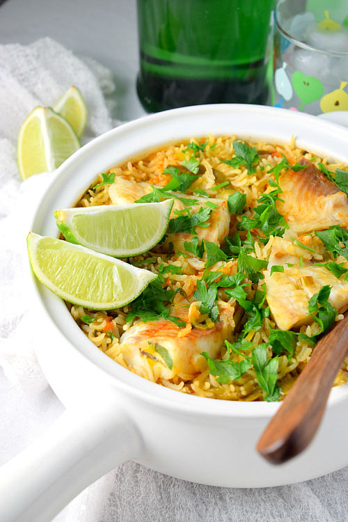 one pot paella