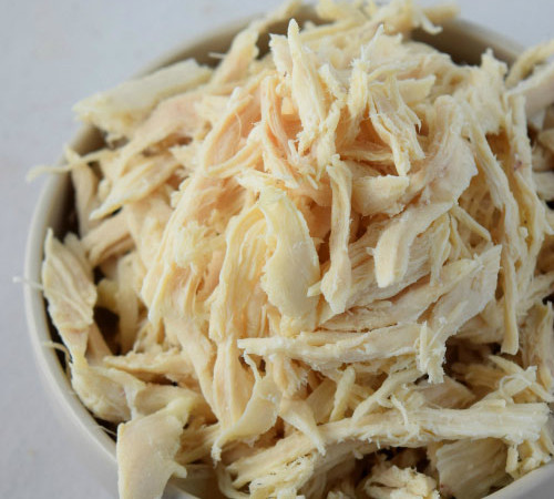 Simple Stove Top Shredded Chicken