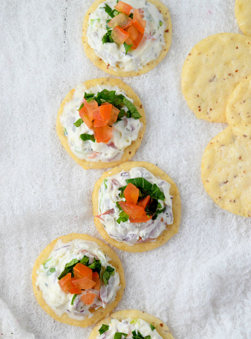 Zesty Cream Cheese Bites 1