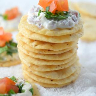 Zesty Cream Cheese Bites