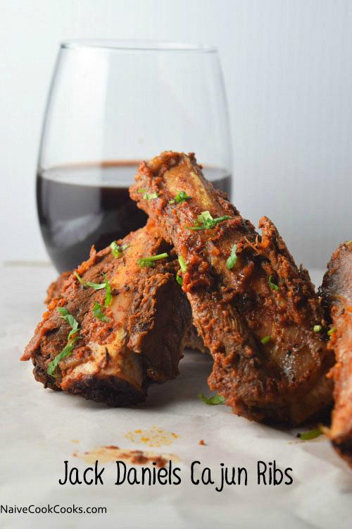 Jack daniels cajun ribs naive cook cooks jack daniels cajun ribs forumfinder Choice Image