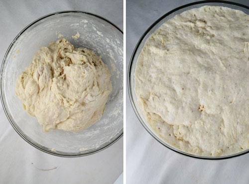 Fast No Knead Bread Dough
