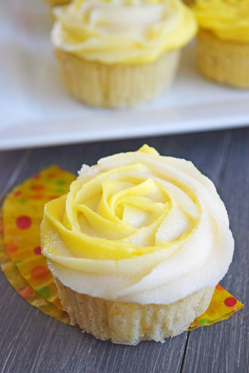 Best Vanilla Cupcakes 1