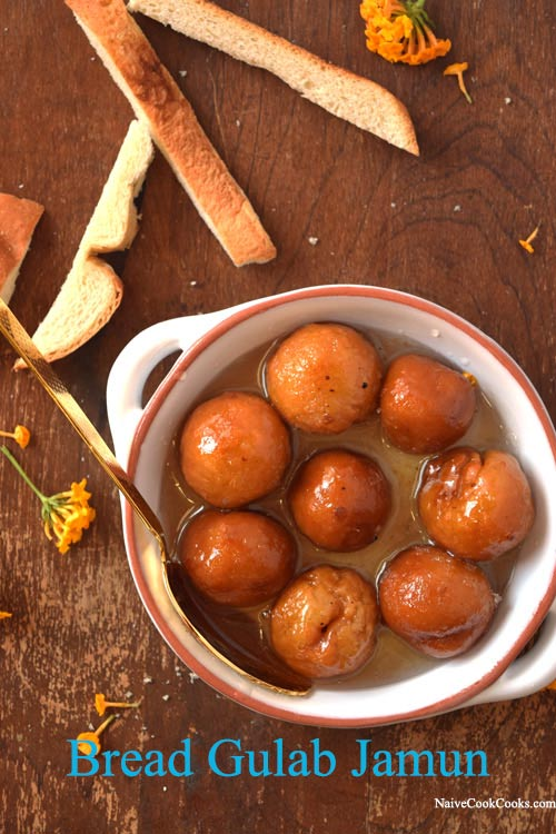 Bread gulab jamun naive cook cooks forumfinder Gallery
