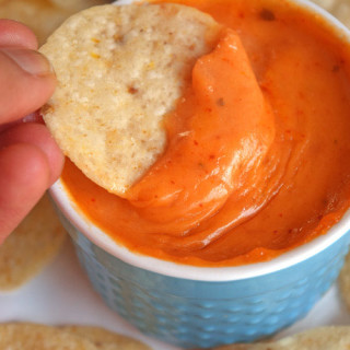 Easy Picante Cheese Dip
