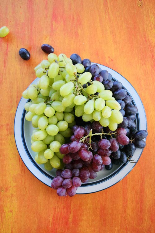 Grapes for Grape Sangria Drink
