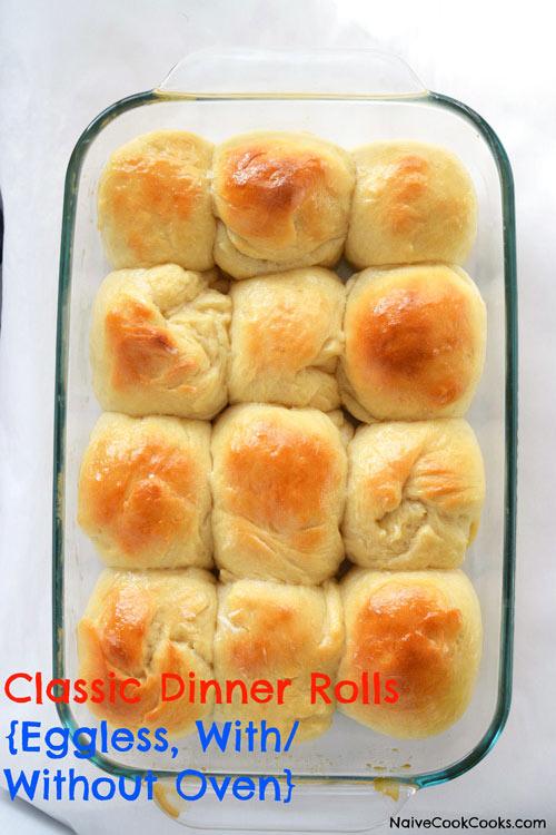 Classic Dinner Rolls