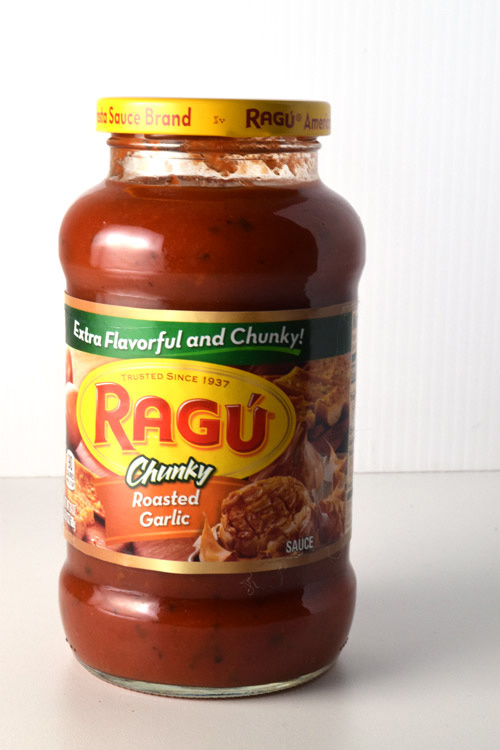 Ragu Sauce for Stuffed Mushrooms Pasta