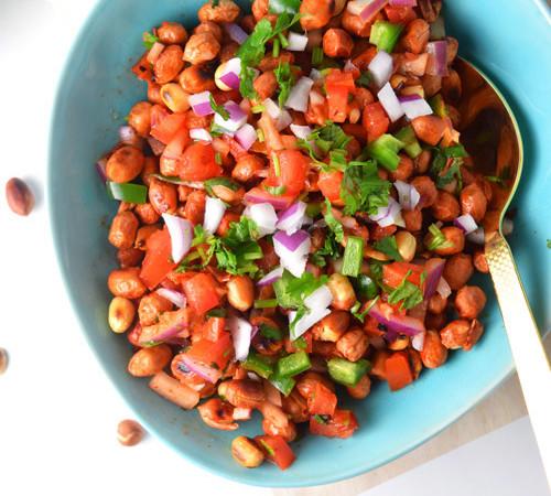Spiced Peanut Mix
