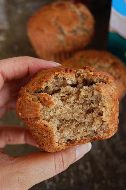 Vegan Banana Muffins Naive Cook Cooks