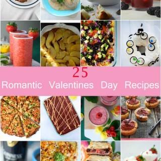 25 romantic valentines day recipes