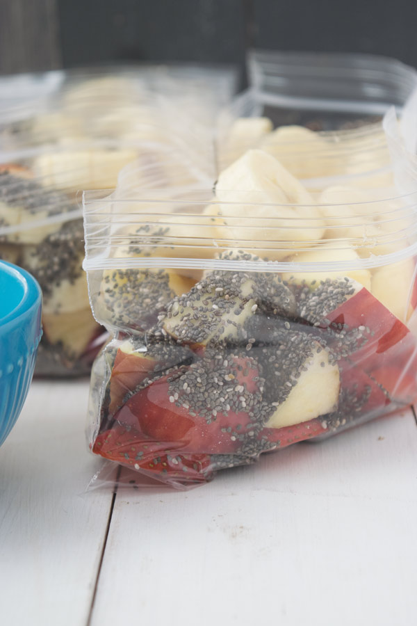 ready freezer smoothie packets