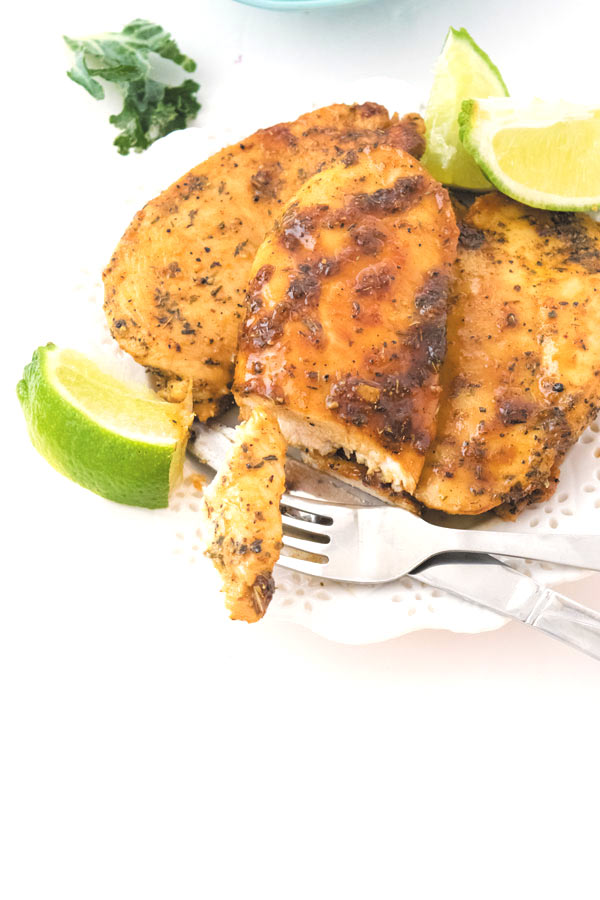 30 min honey garlic chicken