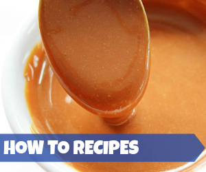 How to Recipes