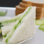 cucumber sandwich ready to eat