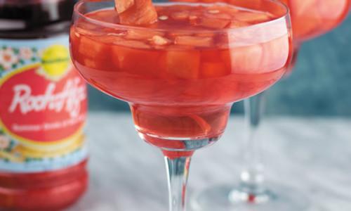 3 ingredient watermelon rose coolers 1