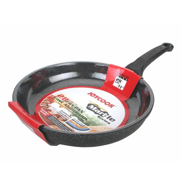 Ceramic stainless steel pan
