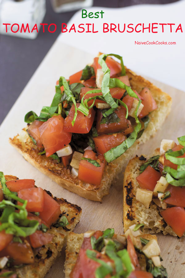 bruschetta recipe 1