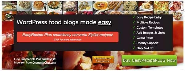 easy recipe plus