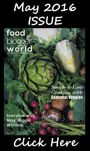 Food Blogger World Magazine
