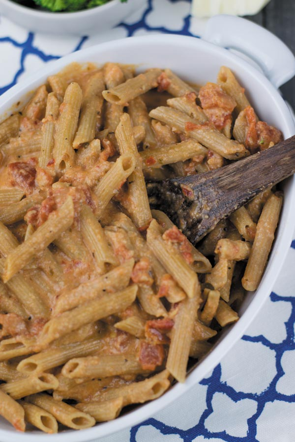 homemade-pasta-with-tomato-cream-pasta-sauce