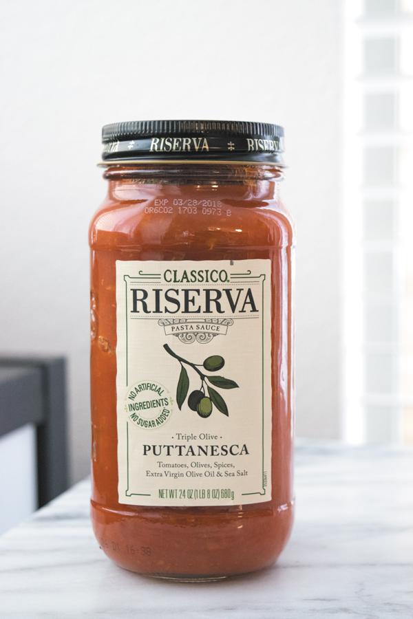 sauce for easy vegetarian lasagna 1