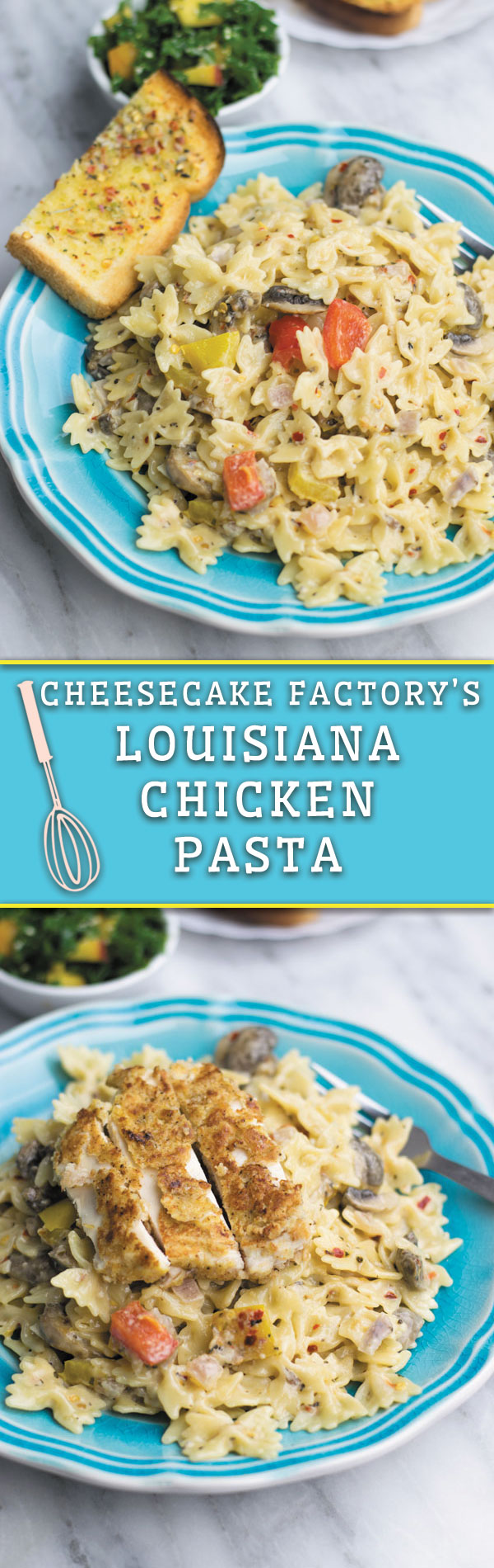 cheesecake-factory's-louisiana-chicken-pasta-pinterest